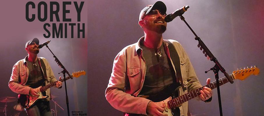 Corey Smith at George's Majestic Lounge