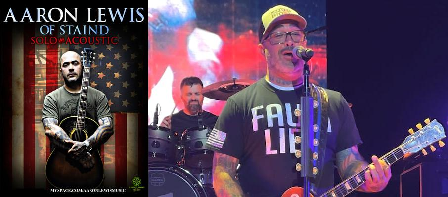 Aaron Lewis at Fayetteville Town Center