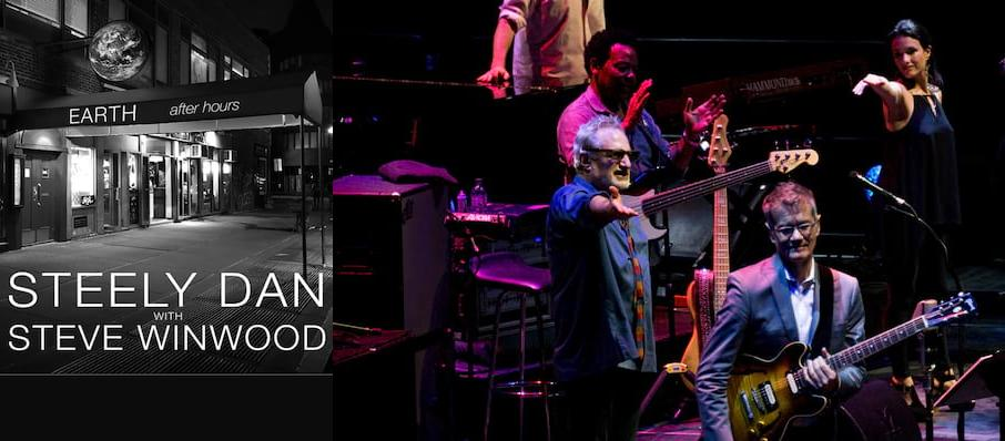 Steely Dan at Walmart AMP