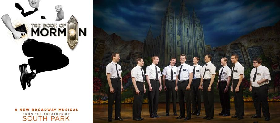 The Book of Mormon at Baum Walker Hall