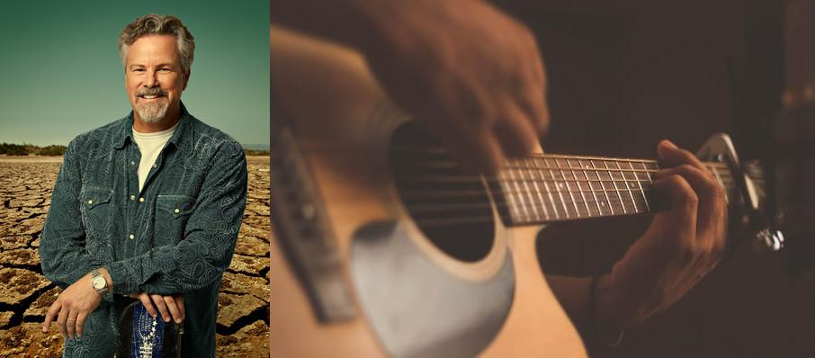 Robert Earl Keen at Baum Walker Hall