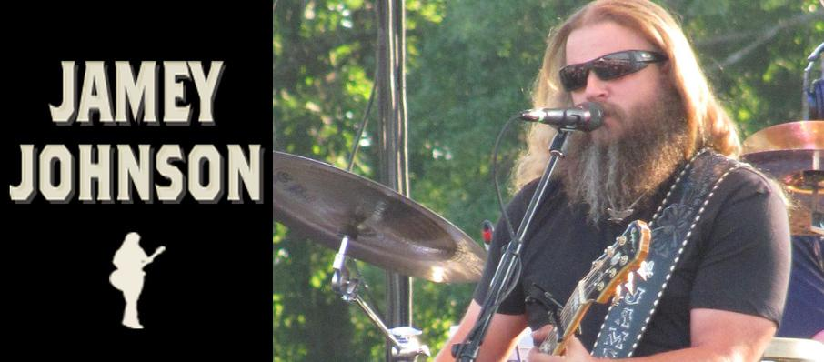 Jamey Johnson at TempleLive