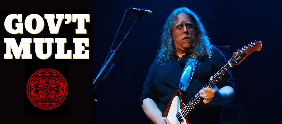 Gov't Mule at TempleLive