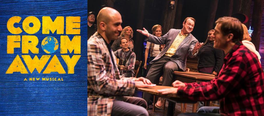 Come From Away at Baum Walker Hall