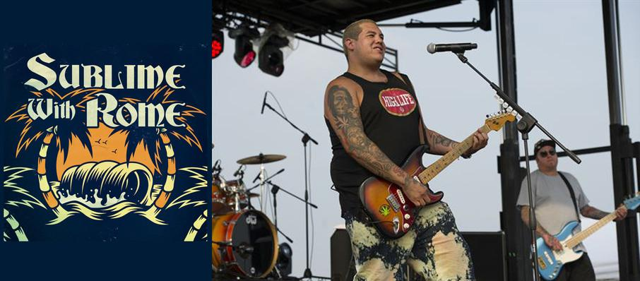 Sublime with Rome at Walmart AMP