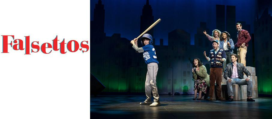 Falsettos at Baum Walker Hall