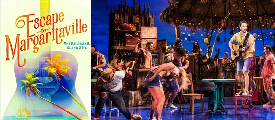 Escape To Margaritaville at Baum Walker Hall
