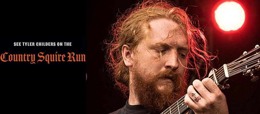 Tyler Childers at Fayetteville Town Center