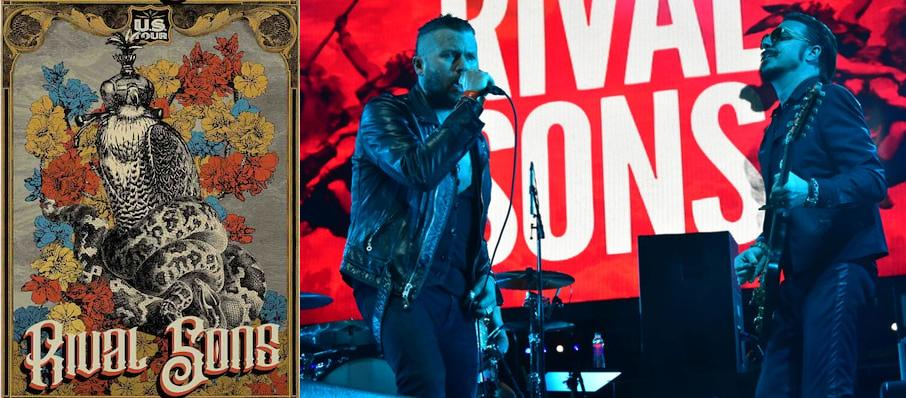 Rival Sons at TempleLive