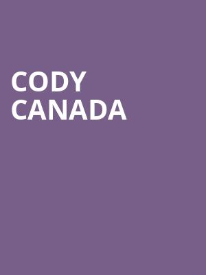 Cody Canada at TempleLive