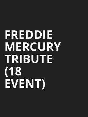 Freddie Mercury Tribute (18+ Event) at George's Majestic Lounge
