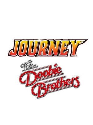 Journey The Doobie Brothers, Walmart AMP, Fayetteville