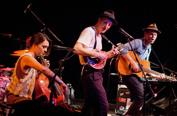 The Lumineers Rayland Baxter, Walmart AMP, Fayetteville
